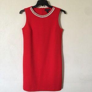 Cynthia Rowley Textured Shift Dress